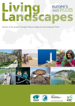 "Living Landscapes. Results of the project ""Europe's Nature, Regional and Landscape Parks"""