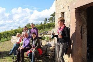 csm WeinwanderungWeingutLangeSchlossSaaleck bedcd18b97 Weingut Schloss Saaleck Wanderung in den ehemaligen Weinbergen der Fürstäbte