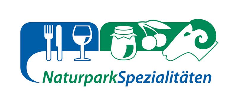 Logo Naturpark-Spezialitäten