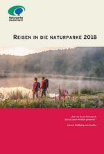 Reisen in die Naturparke 2018 - Titelseite