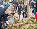 Naturentdecker auf Klassenfahrt