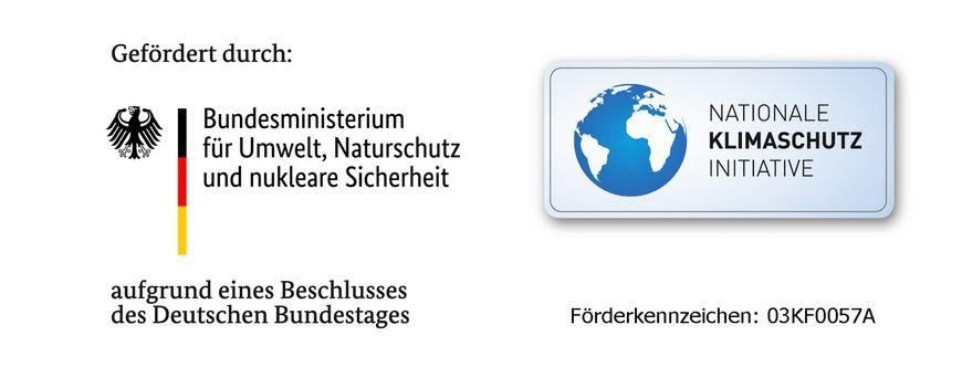 Logos BMUB und NKI