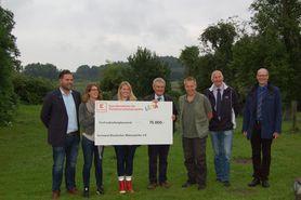 Kaufland und Unilever unterstützen Gewässerschutzprojekt im Naturpark Sternberger Seenland