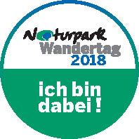 Logo zum Naturpark-Wandertag 2018