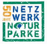 """Logo """"Netzwerk Naturparke"""""""